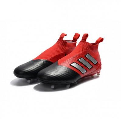 adidas ace rouge et noir