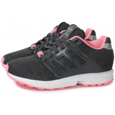 adidas femme zx flux rose
