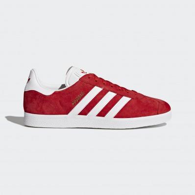 adidas gazelle homme rouge