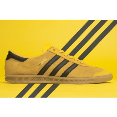 adidas hamburg yellow