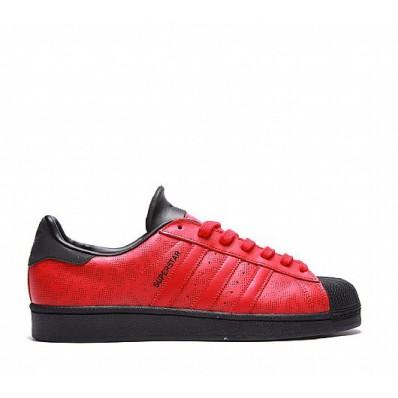 adidas homme noir et rouge