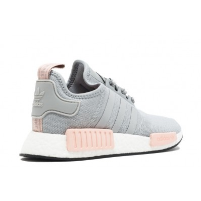 adidas nmd grise et rose
