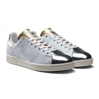 adidas stan smith argento