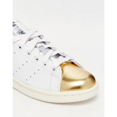 adidas stan smith argento e oro