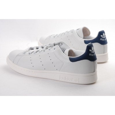 adidas stan smith blanche bleu