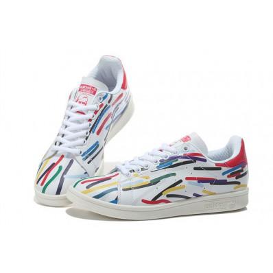 adidas stan smith multicolor