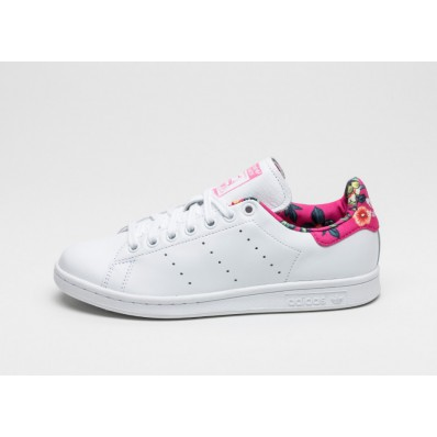 adidas stan smith w flower