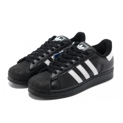 adidas superstar 2 negras