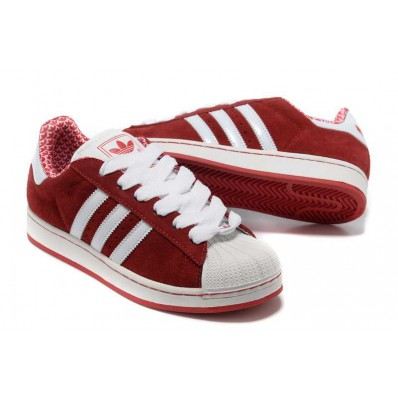 adidas superstar 2 rojas
