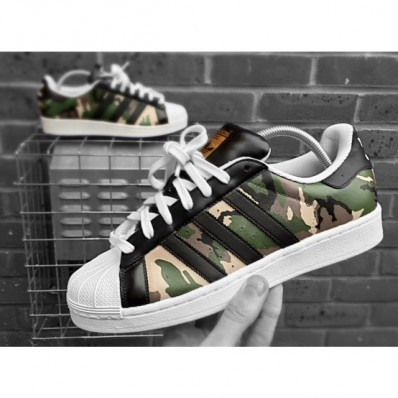 adidas superstar army