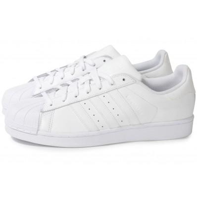 adidas superstar blanche homme
