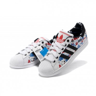 adidas superstar dessin
