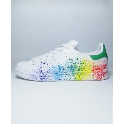 adidas superstar eclat de peinture
