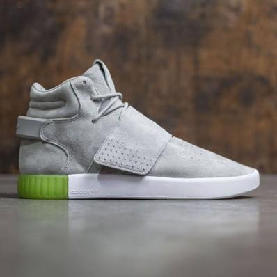 adidas tubular gray
