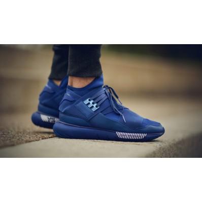 adidas y3 qasa on feet