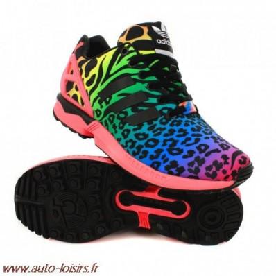adidas zx flux couleur femme
