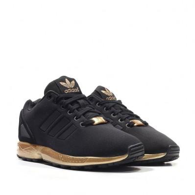 adidas zx flux femme noir et or acheter