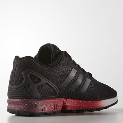 adidas zx flux noir et rouge