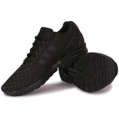 adidas zx flux toute noir homme