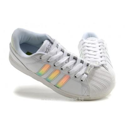 basket adidas qui change de couleur