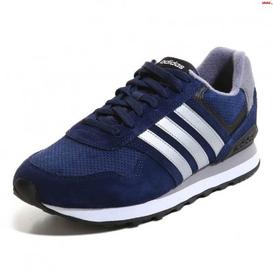 baskets adidas homme bleu