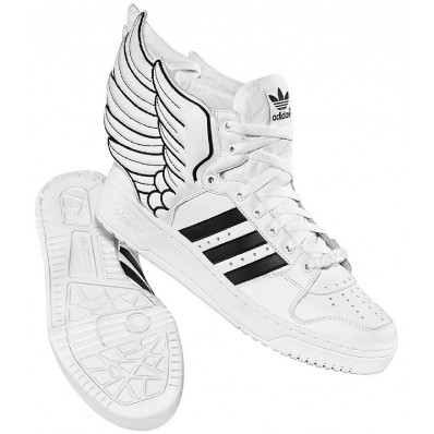 chaussures adidas à ailes