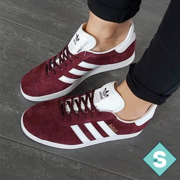 adidas basket bordeaux