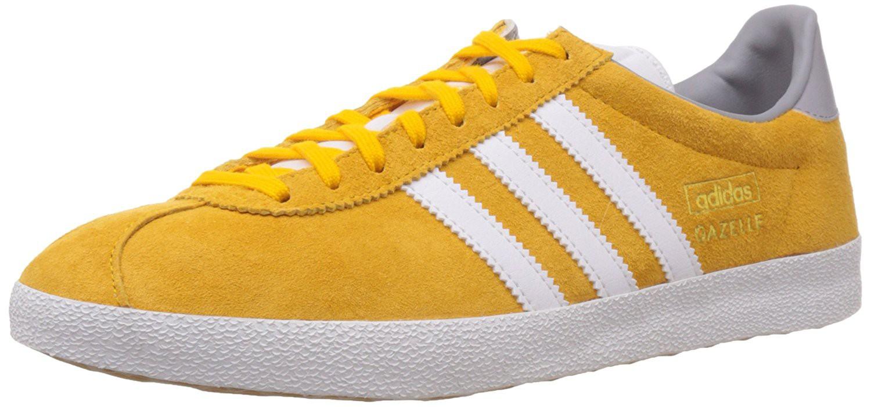 adidas gazelle femme jaune