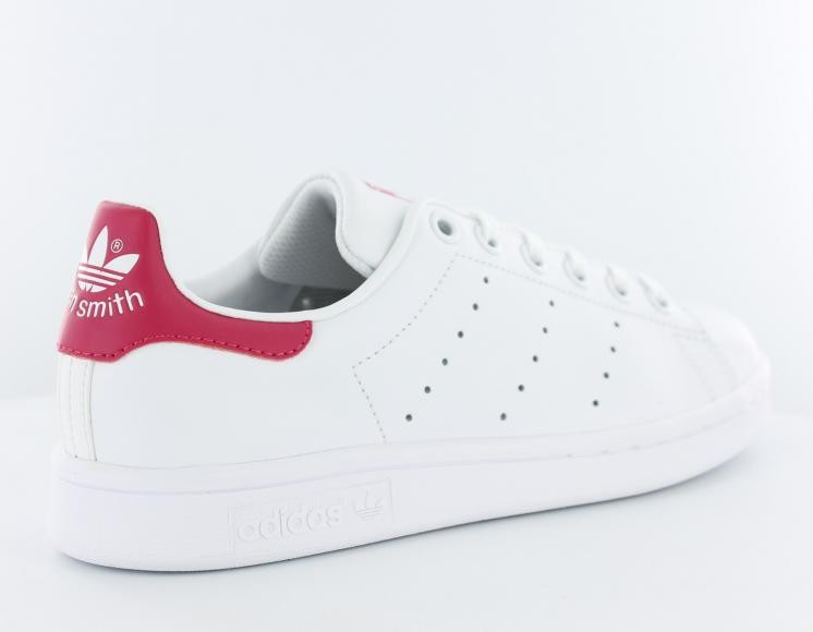 0f98a5a9933 adidas stan smith femme rose et blanc