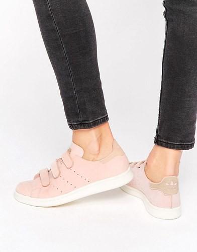 adidas stan smith nubuck rose