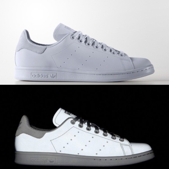 adidas stan smith reflective 13003b620
