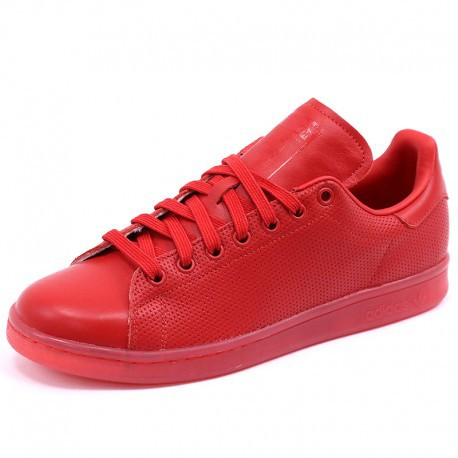 stan smith rouge femme