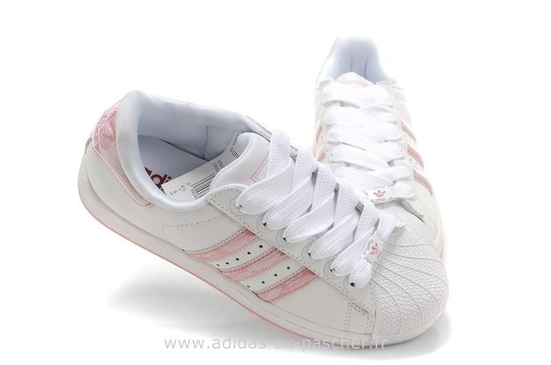 Adidas Superstar Rose Pale Femme