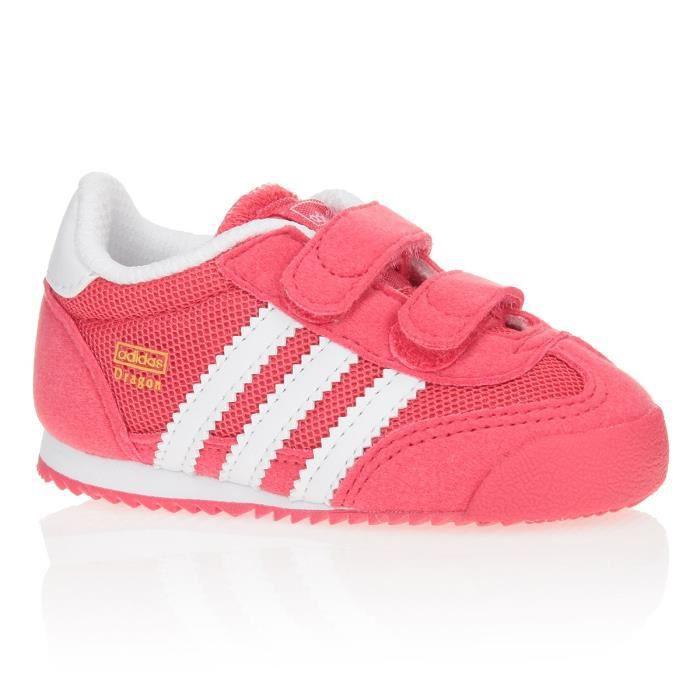 b456e524c7f8e baskets adidas bébé fille