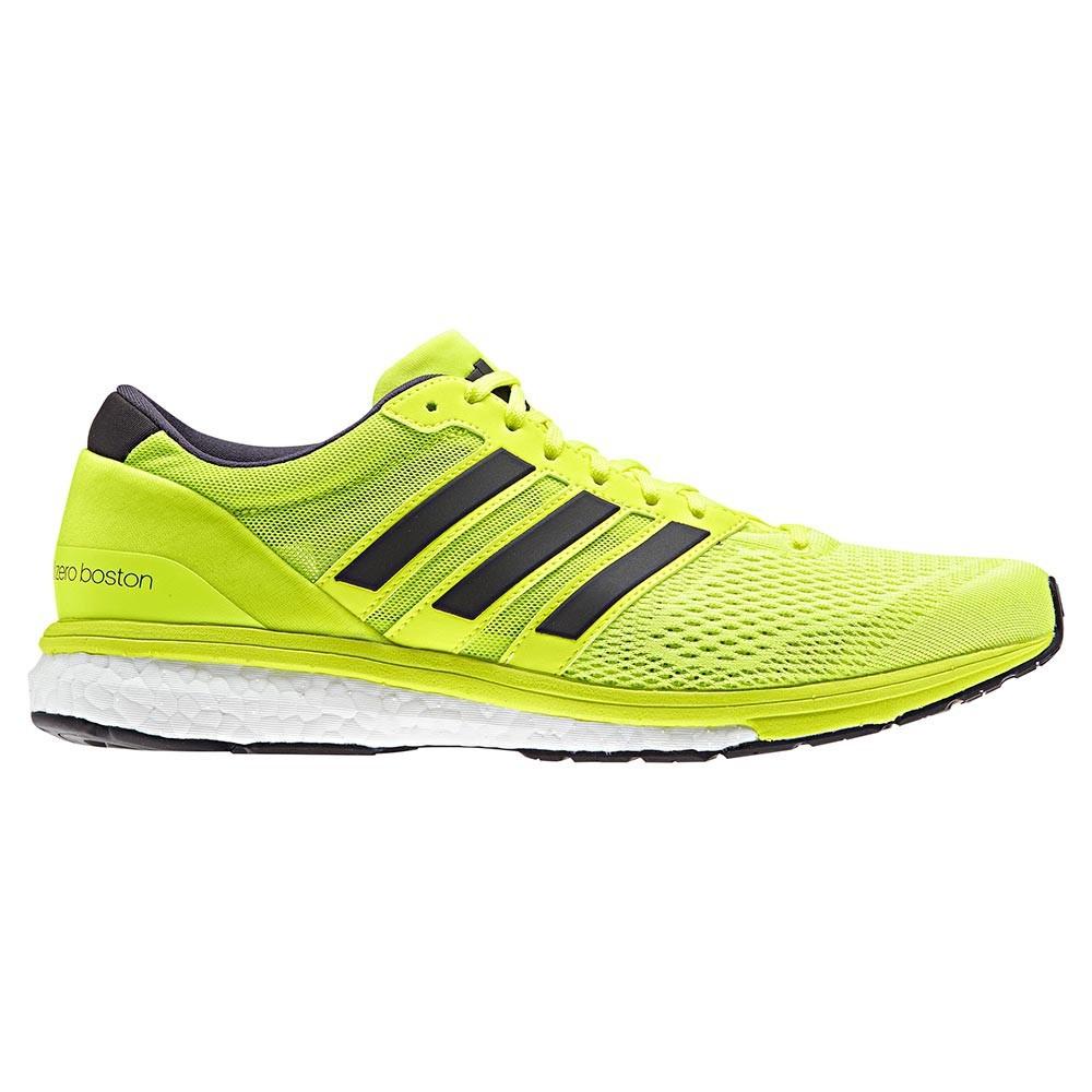 chaussures adidas jaune