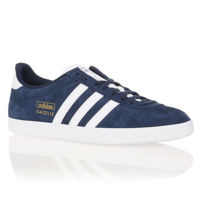 gazelle adidas bleu marine homme