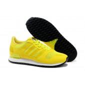 adidas femme jaune fluo