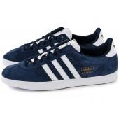 gazelle adidas homme bleu