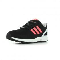 baskets femme adidas zx flux w noir rose
