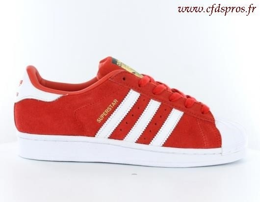 superstar bande rouge