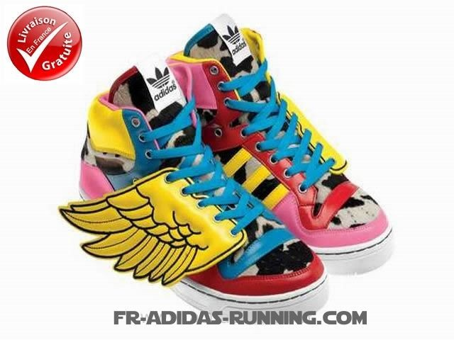 chaussure ailes adidas