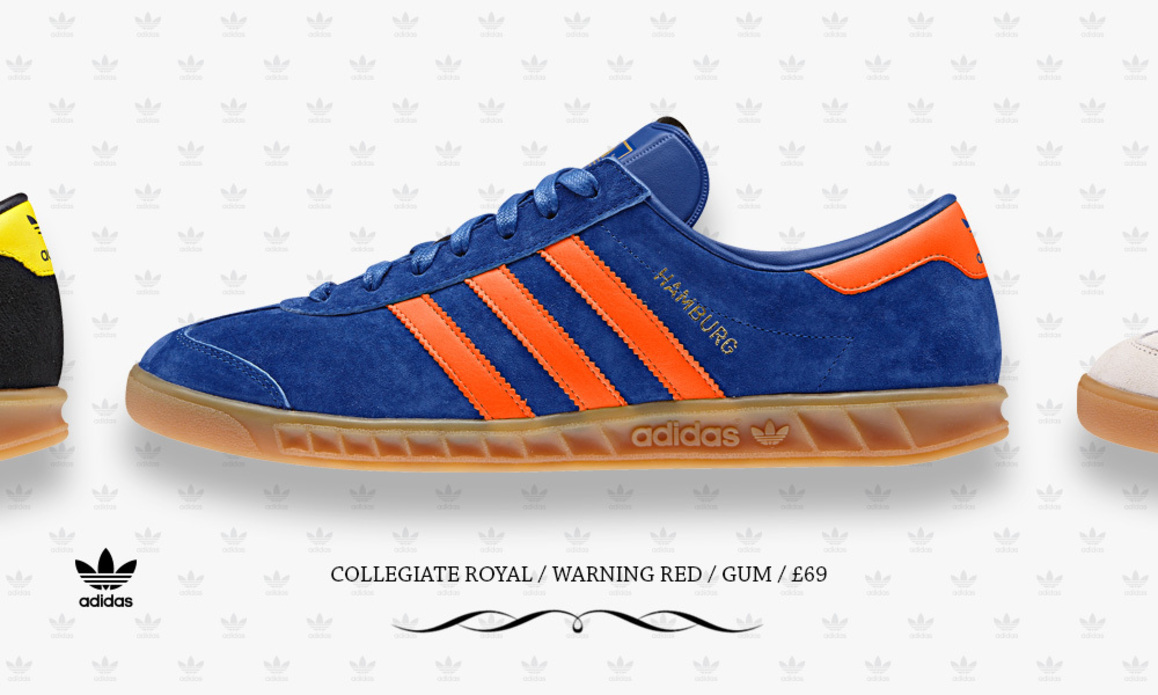 adidas hamburg limited edition