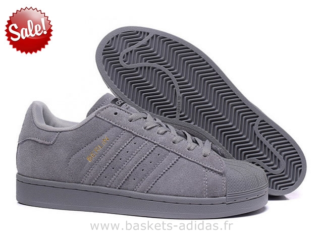 adidas homme grise