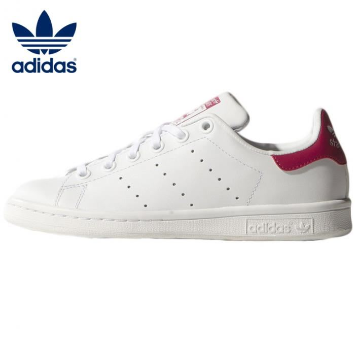 adidas stan smith femme 36 rouge