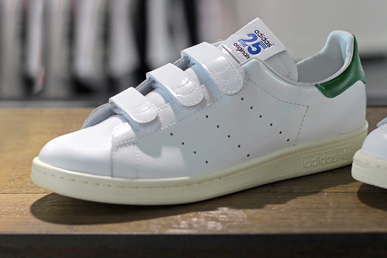 adidas stan smith trefoil homme