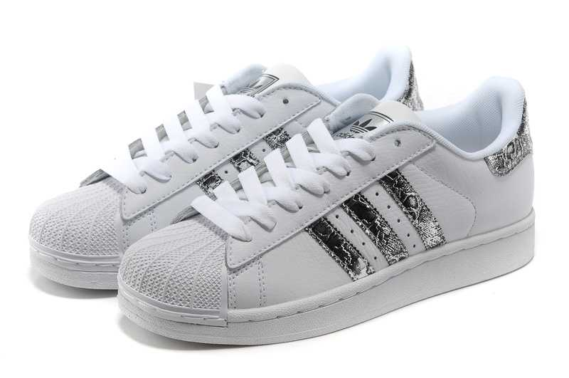 adidas superstar argent serpent